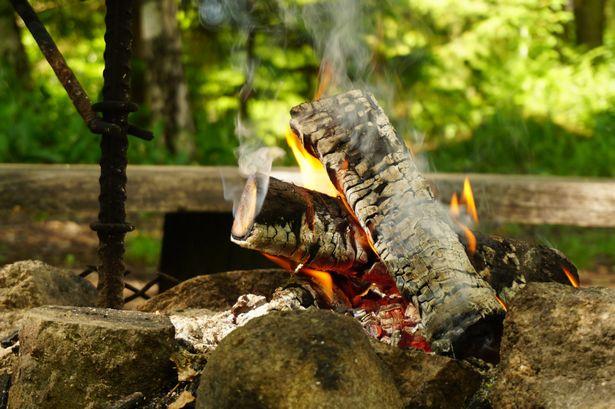 はじめて焚き火ができる場所の選び方