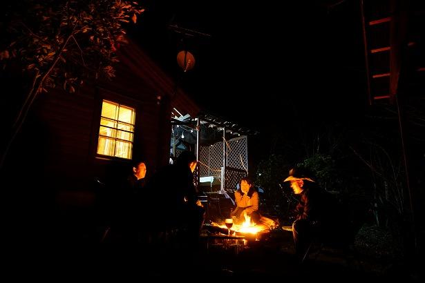 プライベートで焚き火がしたいなら|一日一組限定|東京近郊都心から90分|base Kokko(ベースコッコ)