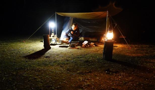初心者が宿泊ひとり焚き火ができるようになる|ソロ焚き火講座「実践コース」